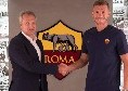 """Dzeko rinnova: """"Roma è casa mia, qui c'è tutto per vincere: felice di rimanere a lungo"""""""