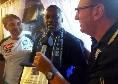 Andrè Cruz, Beto e Alemao premiati in Brasile dal Club Napoli Rio de Janeiro: stupende targhe celebrative [FOTOGALLERY]