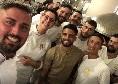 Lorenzo Insigne ospite a pranzo alla pizzeria Diego Vitagliano di Bagnoli [FOTO]