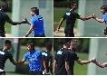 Inter, rottura totale con Icardi: Conte stringe la mano a tutta la rosa, assente l'argentino [FOTO]
