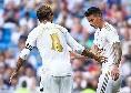 """Real Madrid, il capitano Sergio Ramos: """"James e Bale? Coinvolgerli può essere una soluzione per Zidane"""""""
