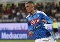 """Il commento della SSC Napoli: """"Se il buongiorno si vede dal mattino, quello azzurro è un orizzonte di spettacolo puro!"""""""