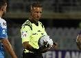 Serie A, gli arbitri della nona giornata: Roma-Napoli a Massa, c'è Mariani per Inter-Juve