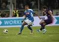 """Di Lorenzo dopo Fiorentina-Napoli: """"Tanta sofferenza, ma tanta soddisfazione. Buona la prima"""""""