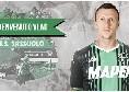 Incubo per Chiriches all'esordio: Sassuolo sotto 4-0 a Roma al 45'