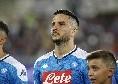 Lecce-Napoli, CdS: Manolas in dubbio, problema al polpaccio dopo il Liverpool. Può saltare la sfida di domani