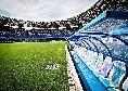 Danni al San Paolo, Repubblica - Emersi 4-5 cupolini traballanti e rimossi, stanziato oltre un milione da mesi ma manca la gara d'appalto!