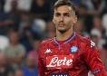"""Meret: """"Devo migliorare coi piedi e nelle uscite, il mio idolo era Buffon! Sogno di vincere con il Napoli e la Nazionale"""""""