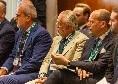 """De Laurentiis: """"Io sono un industriale nel calcio, è vietato indebitarsi! Juve e Inter si sono indebitate, Milan sull'orlo del baratro"""""""