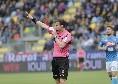 Serie A, gli arbitri delle sfide del 12 luglio: Napoli-Milan a La Penna