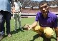 """Serie A, l'agronomo Castelli: """"Manto giallo al San Paolo? E' normale, il campo sarà pronto per la ripresa del campionato"""""""