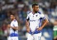 """Sampdoria, Quagliarella: """"Ritorno al Napoli? Sarebbe la giusta fine ma ho la fortuna di essere amato e di essere il capitano dei blucerchiati"""""""
