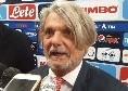 Sampdoria, situazione sempre più infiammata: minacce a Ferrero, indaga la Polizia [FOTO]