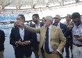 Stadio San Paolo, Il Mattino: la firma convenzione può slittare, serve l'accordo sulla gestione dei maxi-schermi