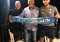 Il club Napoli Ostia 'battezza' anche Manolas: foto col supporter Pino [FOTO CN24]