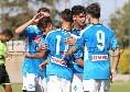 Under 17, il Napoli demolisce 5-0 il Perugia