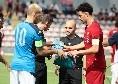 Youth League - Napoli-Liverpool 1-1: tutti gli scatti dell'esordio europeo degli azzurrini [FOTOGALLERY CN24]