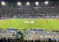"""Solita bolgia al San Paolo: incredibile l'urlo """"The Champions"""" [VIDEO]"""