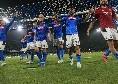 L'esplosione azzurra ed il ruggito di Llorente: le emozioni di Napoli-Liverpool 2-0 [FOTOGALLERY CN24]