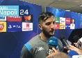 """Manolas in mixed: """"Siamo il Napoli, vogliamo vincere sempre! Non abbiamo fatto segnare i campioni, Koulibaly il migliore d'Europa"""" [VIDEO CN24]"""