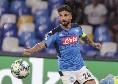 """Il Napoli stende il Liverpool, Insigne esulta su Instagram: """"Grande partita e tifosi fantastici"""""""