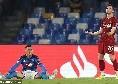 Napoli-Liverpool, Robertson causa il rigore e viene insultato sui social: costretto a chiudere l'account Twitter [FOTO]