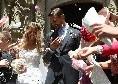 Il Mattino - La moglie di Llorente non appartiene al mondo dello spettacolo, a Napoli si è vista poco