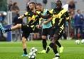 Tensione Inter, Brozovic e Lukaku quasi alle mani! Divisi dai compagni dopo un battibecco negli spogliatoi