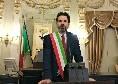 """Lecce, il sindaco: """"Esaurita la prevendita del settore ospiti, sarà uno spettacolo. Tanti napoletani vivono qui"""""""