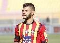 """Lecce, Calderoni: """"Callejon? In questi giorni tutto il reparto difensivo sta lavorando molto! Il Napoli deve essere uno stimolo per noi"""""""