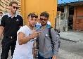 Il Napoli partito per Lecce: raduno al San Paolo e volo da Capodichino [FOTO & VIDEO CN24]