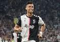 Juventus-Lione 1-1: pareggio di rigore dopo i primi 45 minuti, a Depay risponde CR7