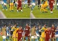 Ospina-Meret, l'abbraccio caloroso a fine Napoli-Liverpool: nessuno l'aveva notato [FOTO]