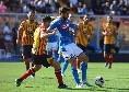 Llorente scatenato, doppietta contro il Lecce: il Napoli dilaga, 1-4 all'82'