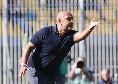 """Lecce, Liverani: """"La Fiorentina ha battuto il Napoli con lo spirito di chi vuole salvarsi. Ha giocato con Chiesa e Cutrone sui due mediani"""""""
