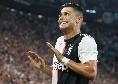 Juventus, effetto CR7: un milione di magliette vendute e 57 mln di ricavi in più
