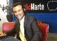 """Sarnataro: """"Media punti da retrocessione, annata storta per il Napoli! Gli azzurri meritavano il pari"""""""