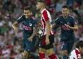Nunez-Napoli, CorSport: Giuntoli vorrebbe trattare sulla clausola, il giocatore è scontento al Bilbao