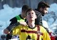 """Liechtenstein, Frick: """"Spero di giocare in Serie A, magari nel Napoli di Ancelotti"""""""
