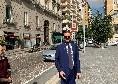 """Edo De Laurentiis a Palazzo San Giacomo: """"Il San Paolo va vissuto dalla mattina. Chi più di mio padre può saperlo? Firmiamo la convenzione e poi pensiamo al museo"""""""
