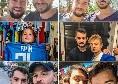 """Younes con i tifosi su Twitter: """"E' bello essere a Napoli"""" [FOTO]"""