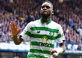 Daily Record - Giuntoli ha messo gli occhi su Odsonne Edouard del Celtic