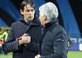 Formazioni ufficiali Lazio-Atalanta: le scelte di Inzaghi e Gasperini
