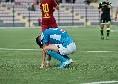 Primavera, Napoli-Roma 1-2: abbraccio tra Baronio e De Rossi, lo scatto di Vianni e la disperazione nel finale [FOTOGALLERY CN24]
