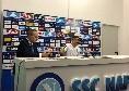 """Hellas, Juric in conferenza: """"Ottima prestazione ma se non concretizzi è giusto che perdi contro il Napoli. Tutino? Sta facendo bene, ma deve calarsi meglio nella serie A"""""""