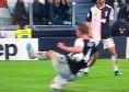 Juventus-Bologna, la moviola di Gazzetta: De Ligt caso limite, Irrati lo valuta come tentata giocata. In base al regolamento non è rigore