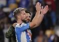 Salisburgo-Napoli, Mertens torna titolare: due ballottaggi per Ancelotti