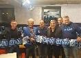 Club Napoli Bergamo Azzurra, serata all'insegna di Maradona con due grandi ospiti [FOTO CN24]