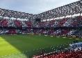 Red Bull Arena, pronta splendida coreografia per Salisburgo-Napoli [FOTOGALLERY CN24]