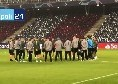 Il Napoli in campo alla Red Bull Arena per la rifinitura [VIDEO CN24]